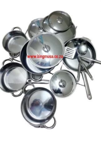 15 Piece Cookware Set Chukbok
