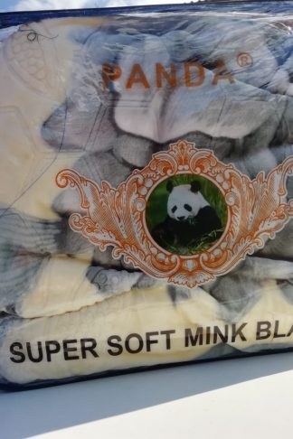 Panda Double Ply Blanket These are super warm blankets. They are cheap with super quality