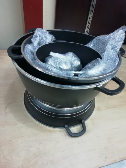 Dessini non-stick pots 10 piece