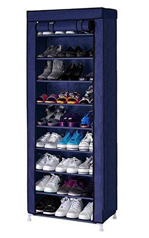 9 Tier Shoe Rack